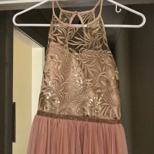 Beautiful semi formal dress for a preteen